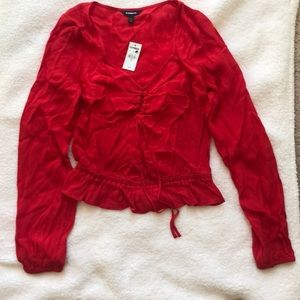 Red Express keyhole top